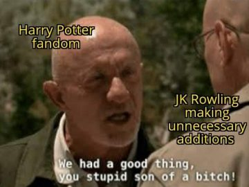 Harry Potter Memes - How to shit a story!